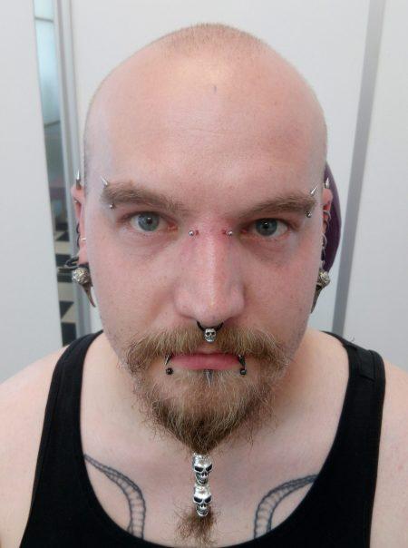 Daniel-Piercings